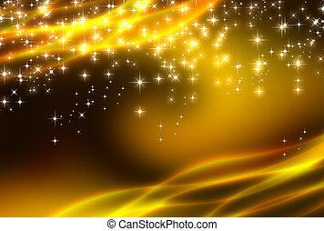Star sparkle - Background