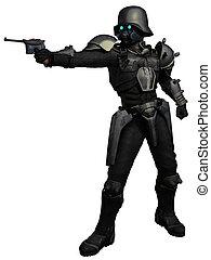 Steam Punk Trooper