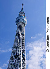 Tokyo Sky tree - Tokyo Sky Tree It is the 634 meters TV...