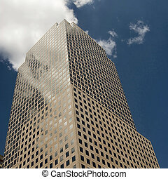 Corporate building in New York City