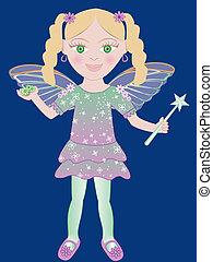 Fairy Little Girl Costume