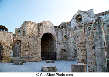 Medieval city of Rhodes, Greece