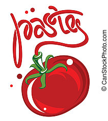 tomato paste - Tube of Tomato Paste