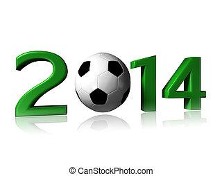 Big 2014 soccer design