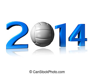 Big 2014 volley design