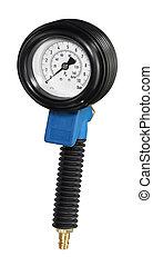 black air gauge