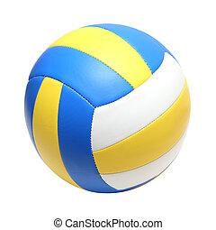 cuero, voleibol, Pelota