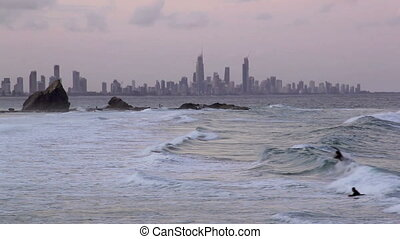 Currumbin Rock 1