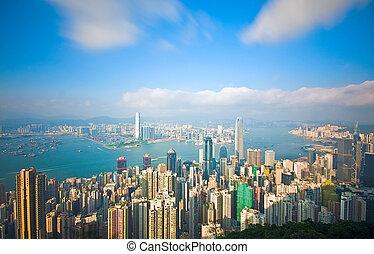 hongkong at day