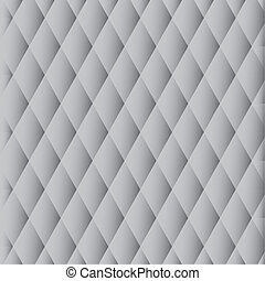 Vector pattern - gray diamonds