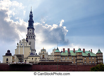 Jasna Gora sanctuary in Czestochowa - The Jasna Gora...