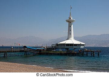 Eilat - travel series: Red sea resort of Eilat, Israel