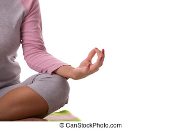 meditation detail