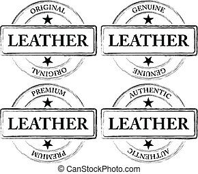 Leather Seals (Stamps)