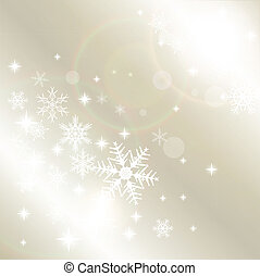 Winter background - Winter christmas background with...