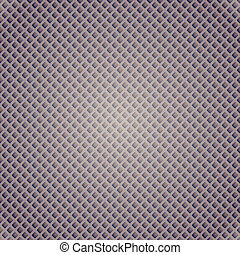 Seamless metal surface pattern.
