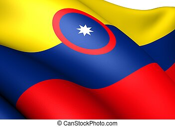 Civil Ensign of Colombia