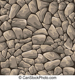 Stone seamless background - Seamless rock stone background...