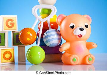baby, Spielzeuge