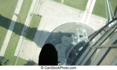 Observation Deck - Ostankino Tower in Russia