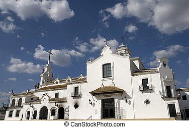 Huelva - El Roco Almonte Huelva province Andalusia Spain...