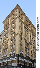 building in Boston