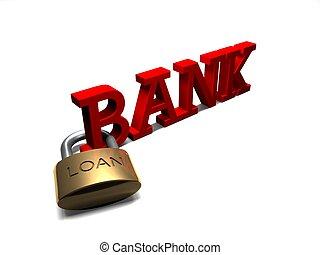 Bank Loan - Locked in to a bank loan