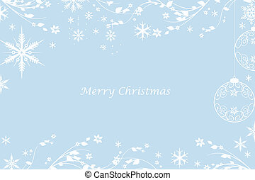 Merry Christmas - Beautiful Merry Christmas background