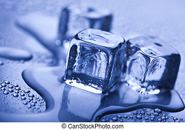 Freezing background - Ice can refer any of the 14 known...