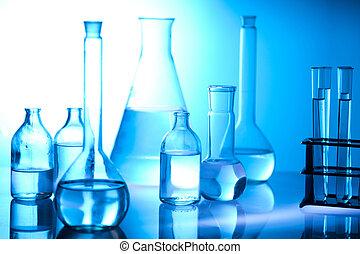 Laboratory requirements    - Laboratory glassware