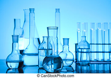 Chemistry - Chemical laboratory glassware equipment
