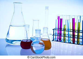Laboratory glassware Illustrations and Stock Art. 5,040 ...