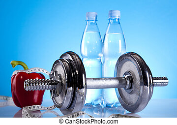 Dumbbell - Fitness, dumbbell