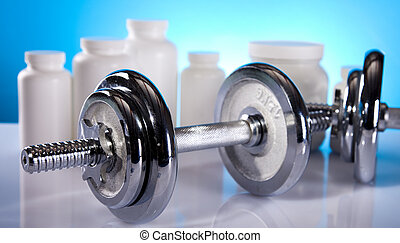 Supplement Diet - Body building, supplements