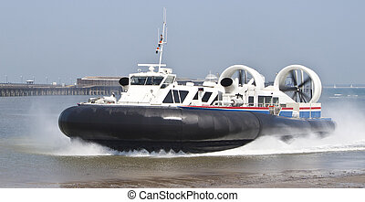 Isle of Wight Hovercraft - the isle of wight hovercraft...