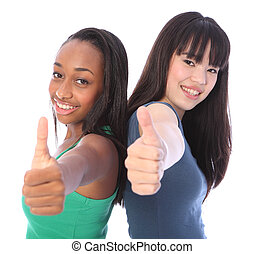 Team success for African and Japanese teenagers - Two...