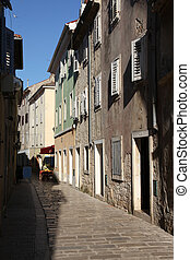 Porec, Croatia - Croatia - Porec on Istria peninsula Old...