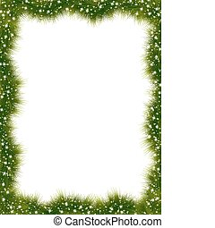 New year frame with copy space. EPS 8 vector file included