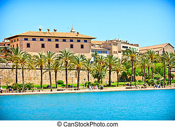 Palma de Majorca. Mallorca. Spain