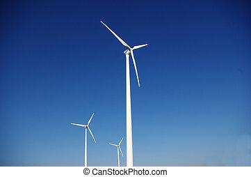Clean wind energy