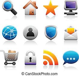 Titaniun web icons