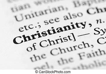 Dictionary Series - Christianity