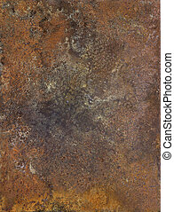 Corrosion - picture painted by me, named Corrosion It shows...