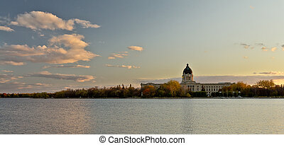 I Love Regina - The Saskatchewan Legistlative building in...