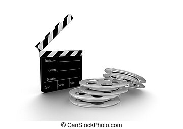 3d movie objects , clipper - 3d movie objects , clipper and...