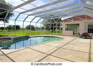 Residential Swimming pool - Beautiful residential...