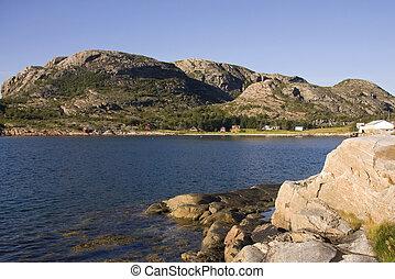 Hills in Norway