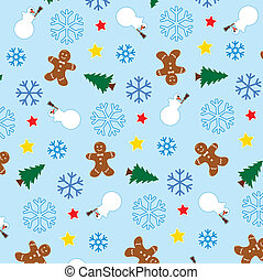 winter holiday background
