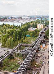 Transportation pipelines