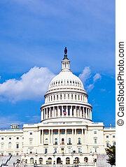州議會大廈, 華盛頓,  DC, 我們